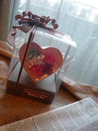 2011.4母の日に贈る♪ハートのプリザギフトp2