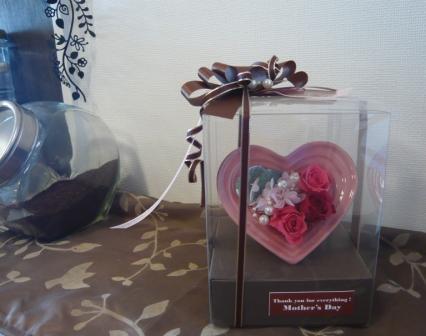 2011.4母の日に贈る♪ハートのプリザギフトp6