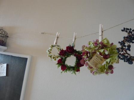2011.5小さいお花の小さいリースp5