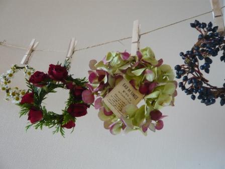 2011.5小さいお花の小さいリースp1