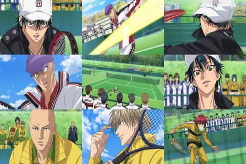 新テニスの王子様 - 第1話