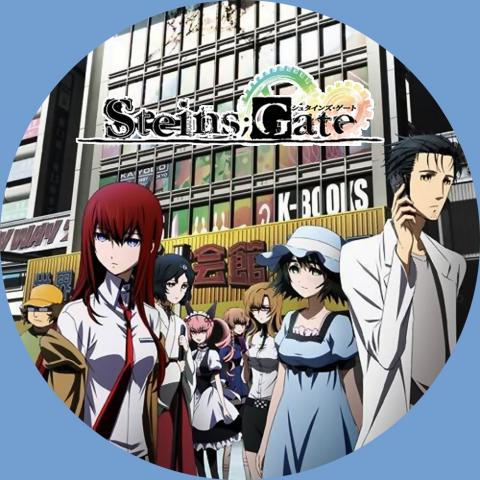 (DVDラベル) Steins;Gate