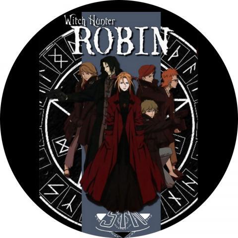 (DVDラベル) ウィッチハンター ロビン