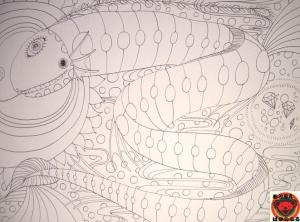 妄想する海の魚