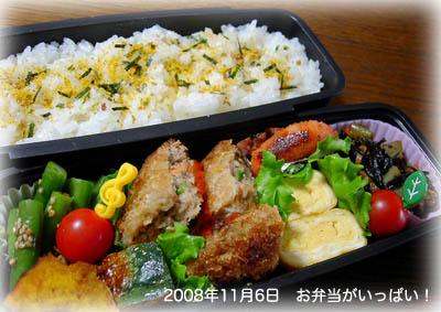 081106お弁当1