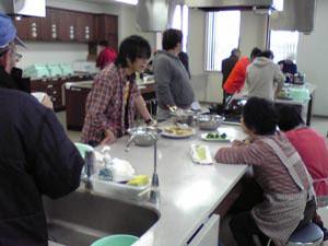 2012年3月18日調理風景7