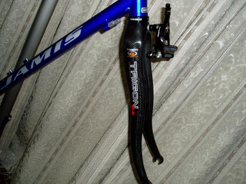 CARBON VENOM ROAD FORK