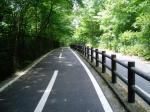 多摩湖サイクリング道路03