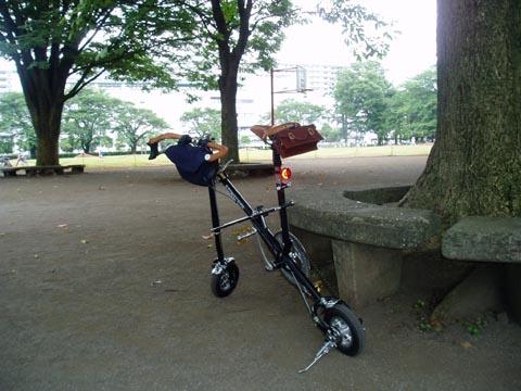 日野市旭ヶ丘中央公園