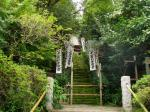 杉本寺参道階段