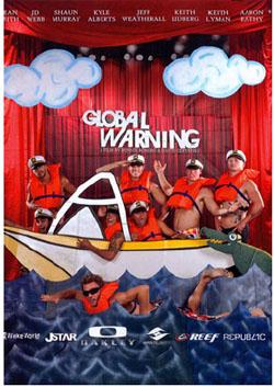 global warningのコピー