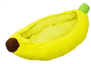 バナナベッド