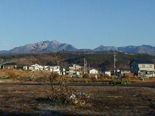 茅ヶ岳雪化粧