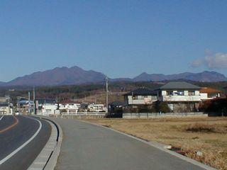 茅ヶ岳~黒富士