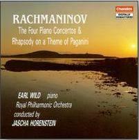 ラフマニノフ1番、4番他