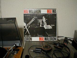 MAL WALODRON 「ALL ALONE」