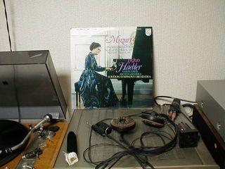 モーツアルトピアノ協奏曲22、25番