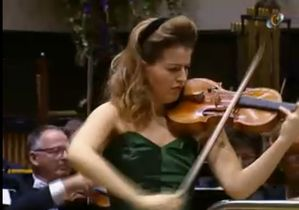 Anne-Sophie Mutter Violin Concerto No. 2