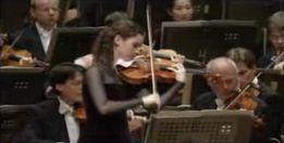 Hilary Hahn - Shostakovich Violin Concerto
