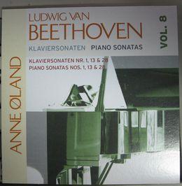 アンネ・オランド ベートーベン ピアノソナタ第一番