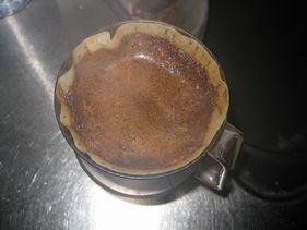 一杯のコロンビア