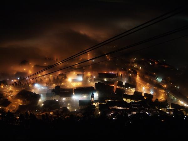 サンマリノの夜景2