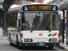 市営バス大津線は神姫バス勝原大津線へ