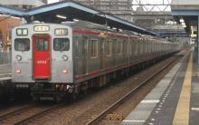 07年7月16日 星川駅にて