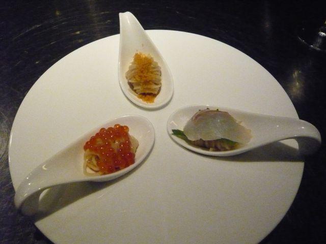寿司イミテーション3種