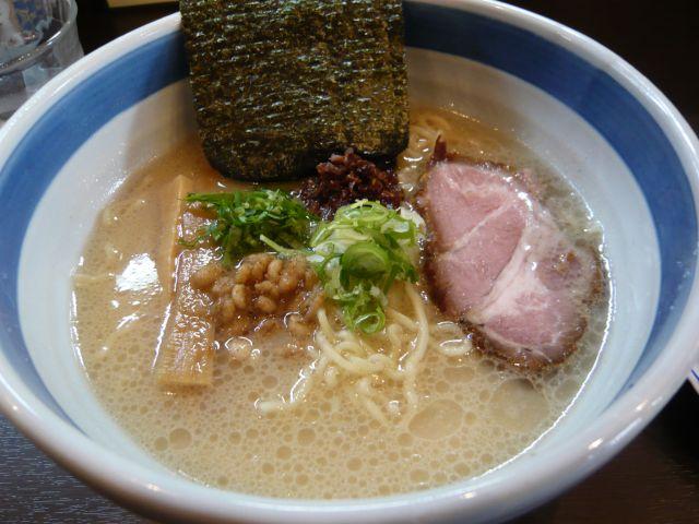 塩 本鰹らー麺