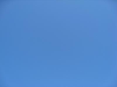 blue sky