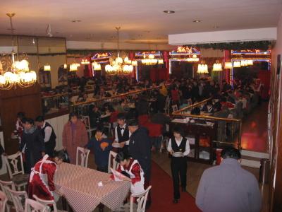 ロシア料理のお店