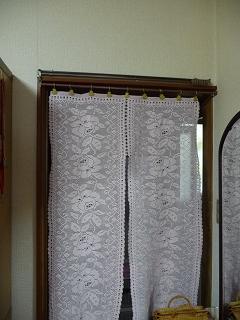 間仕切りカーテン 1