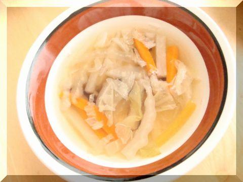 ドクターキッチン 和風だしスープ