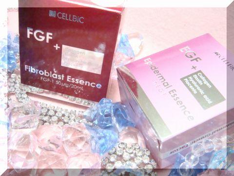 セルビック EGF&FGF