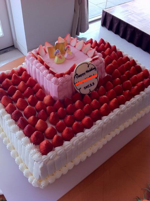 -sウエディングケーキ