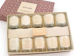 Voluspa GiftSet Basic Creme