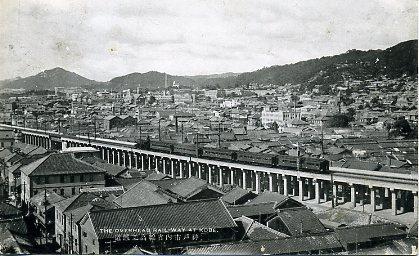 神戸市省線高架鉄道