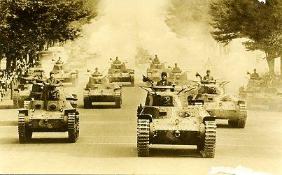 帝国陸軍戦車部隊