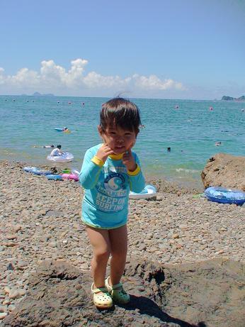海だぁ~いちゅき♪