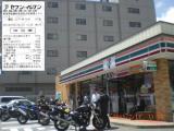 草津交差点のコンビニ