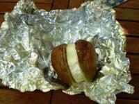 イチジクのチーズ焼き
