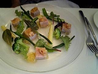 ル・ジュー・ドゥ・ラシエット 前菜2