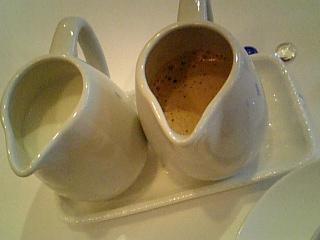 ル・ジュー・ドゥ・ラシエット コーヒー