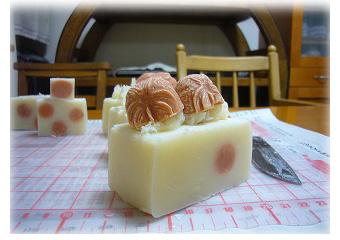 Arica Fairy様の手作り石鹸①