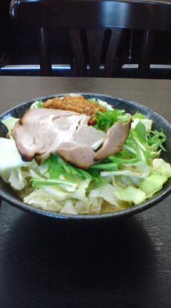 キャベふじ麺
