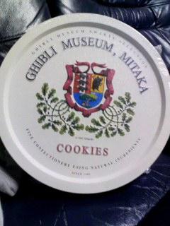 美術館特製クッキー