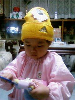 2008・11・17ばあばからのP②