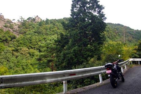 林道加賀田滝畑線