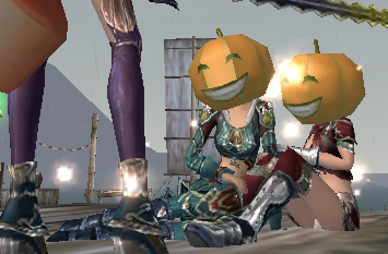 かぼちゃともだち